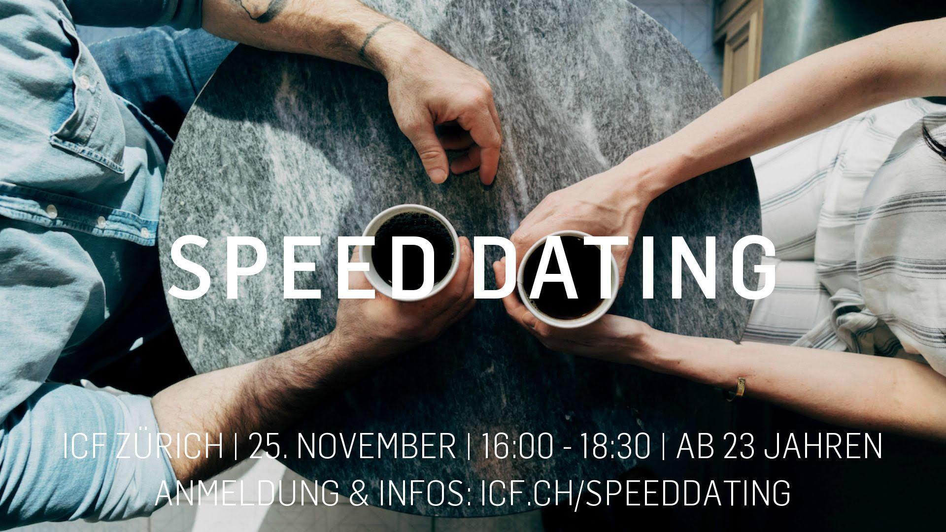 Speed dating bangkok 2018