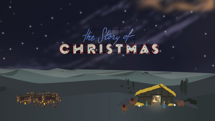 The Story of Christmas (2018)
